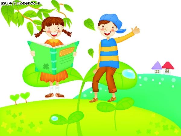 儿童快乐 少年儿童; 日韩盛典 psd分层素材源文件 .