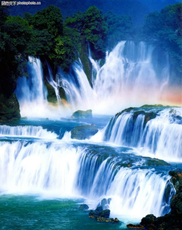 中国美景图片 自然风景图 自然风景