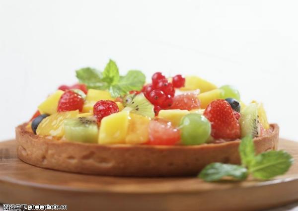 水果糕点图,美食图片